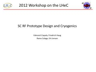 2012 Workshop on the LHeC