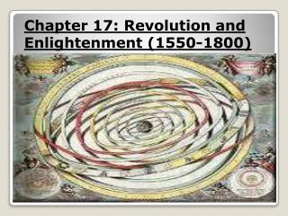 Chapter 17: Revolution and Enlightenment (1550-1800)