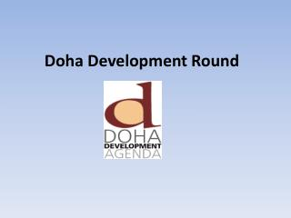 Doha Development Round