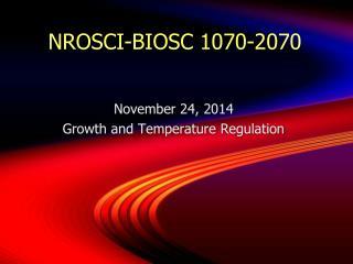 NROSCI-BIOSC 1070-2070