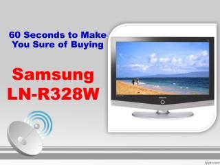 Samsung LN-R328W