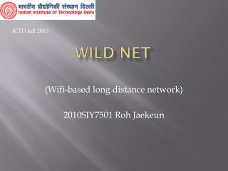 WiLD  NET