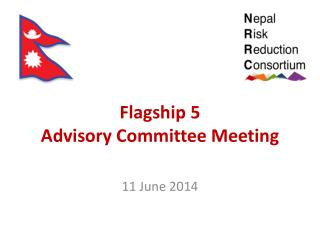 Flagship 5  Advisory Committee Meeting