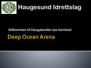 Deep Ocean Arena