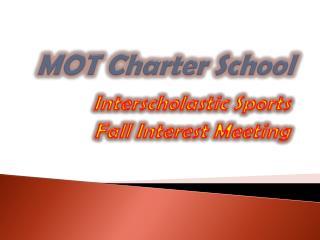 MOT Charter School