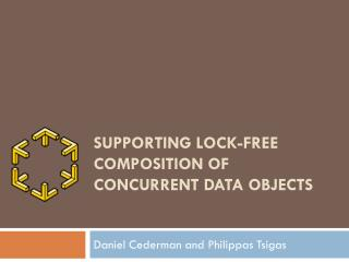 Supporting Lock-Free Composition of Concurrent Data Objects