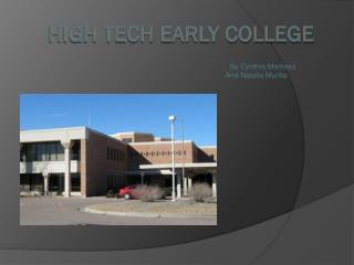 High Tech Early College