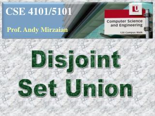 CSE 4101/5101