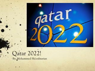 Qatar 2022!