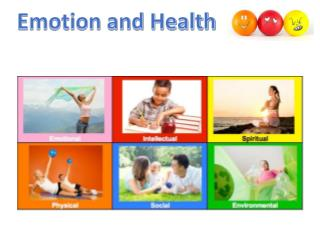 Emotion and Health