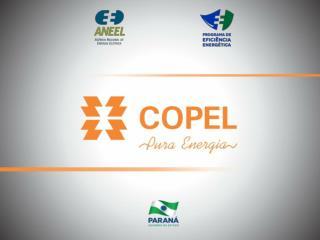 GERAÇÃO A Copel opera 20 usinas próprias, sendo 18 hidrelétricas, uma termelétrica e uma eólica.