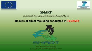 Results of direct  moulding conducted  in  TEBAMIX