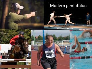 Modern pentathlon