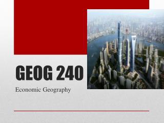 GEOG 240