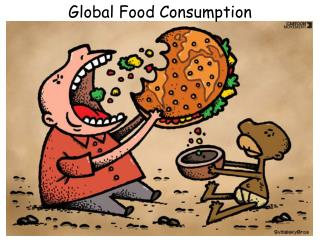 Global Food Consumption