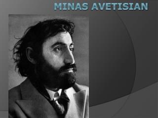 Minas  Avetisian