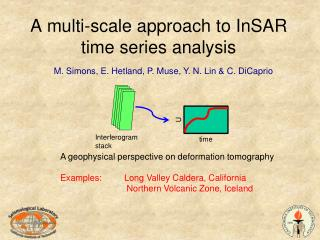 A multi-scale approach to InSAR time series analysis