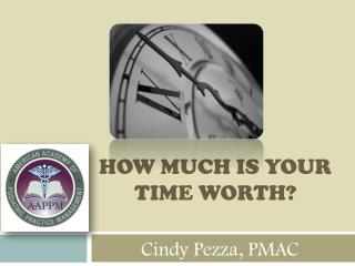How Much is your time worth?
