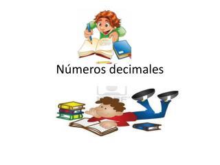 Números decimales