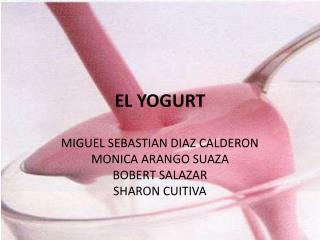 EL YOGURT
