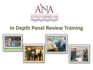 In Depth Panel Review Training