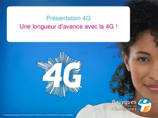 Pr�sentation 4G