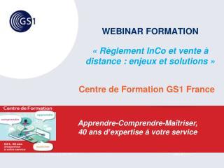 WEBINAR FORMATION « Règlement  InCo  et vente à distance : enjeux et solutions »