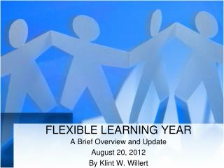 FLEXIBLE LEARNING YEAR