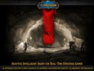 Adaptive Intelligent agent in real-time strategy games