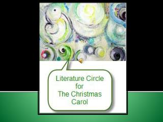 -For this assignment you will need to read chapters one and two of  The Christmas Carol