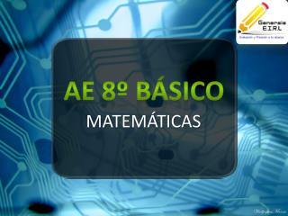AE 8º BÁSICO
