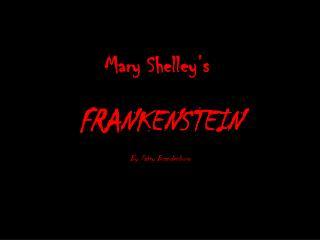 Mary Shelley's
