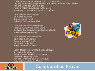 Collaboration Prayer