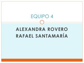 EQUIPO 4