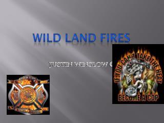 Wild land fires