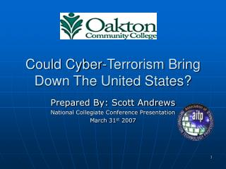 Could Cyber-Terrorism Bring Down The United States
