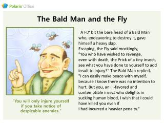 The Bald Man and the Fly