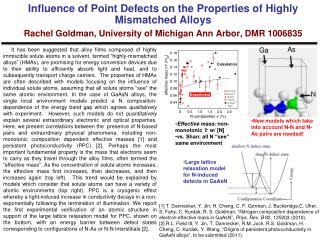 "Effective mass:  non-monotonic    w/ [N] vs. Shan: all N ""see"" same environment"