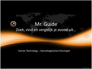 Mr. Guide