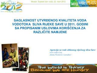 Mostar, Svjetski dan voda, 22. mart 2012.