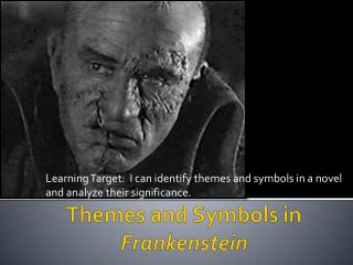 Themes and Symbols in  Frankenstein