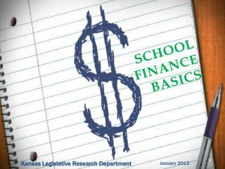 School  Finance  Basics