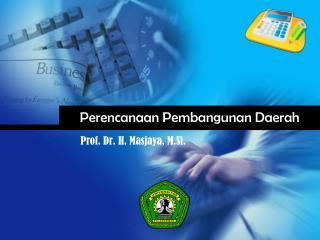 Perencanaan Pembangunan Daerah