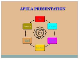 APELA PRESENTATION