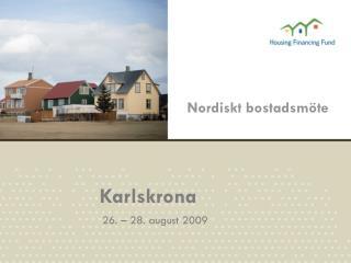 Nordiskt bostadsmöte