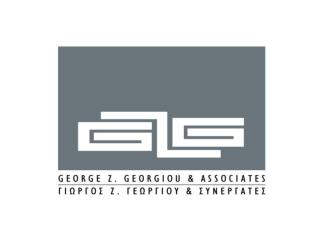 An Update on the Crisis George Z. Georgiou  –  George Z. Georgiou & Associates LLC