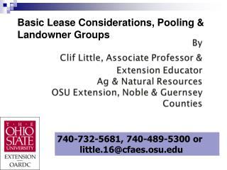 740-732-5681, 740-489-5300 or little.16@cfaes.osu.edu