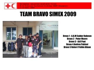 RDRT SIMPEX 2009 - Ubanisia