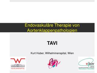 Endovaskuläre Therapie  von  Aortenklappenpathologien