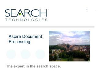 Aspire Document Processing